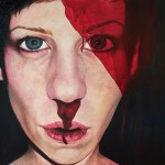 Molly Broxton Portrait Painting - 04