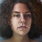 Molly Broxton Portrait Painting - 06