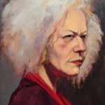 Molly Broxton Portrait Painting - 08