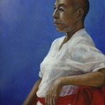 Molly Broxton Portrait Painting - 13