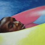 Molly Broxton Portrait Painting - 14